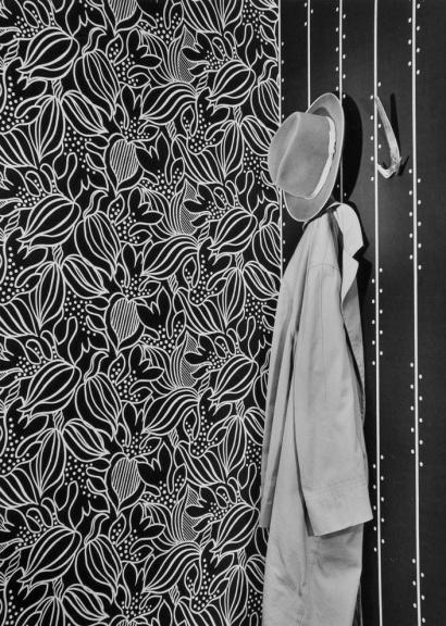 Ruth Hallensleben: Photographs for Wallpaper by Pickhardt & Siebert, 1955