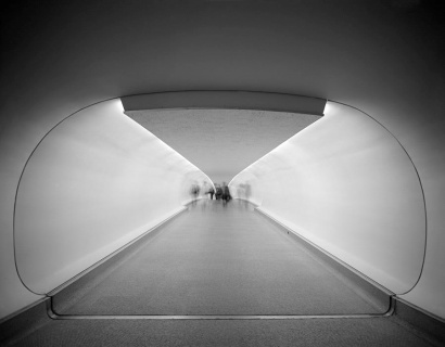 Ezra Stoller: TWA Terminal at Idlewild (now JFK) Airport, New York, 1962