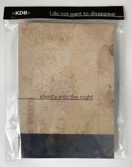 Katrien De Blauwer<br>I do not want to disappear silently into the night