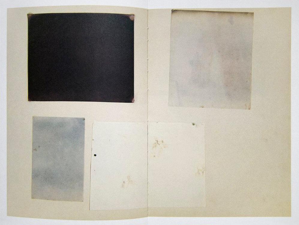 Hippolyte Bayard<br>Taches & Traces