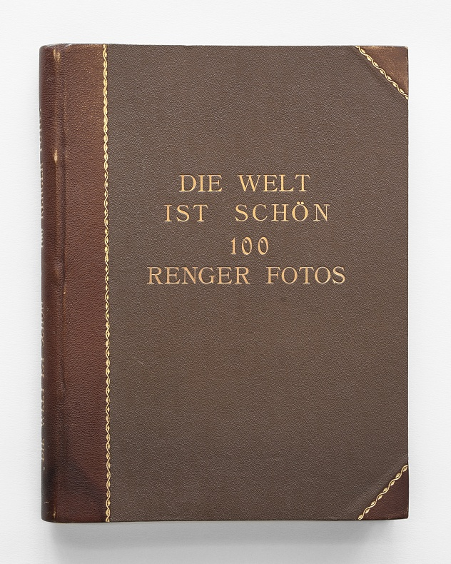 Albert Renger-Patzsch<br> Die Welt ist sch&ouml;n