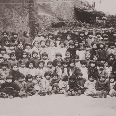 Gruppi Scolastici dal 1920 al 1940