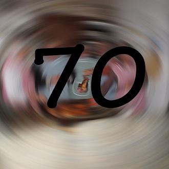 I primi 70 anni
