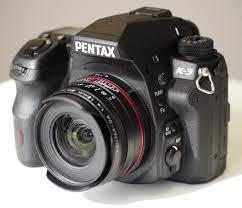 Manuale Pentax K3