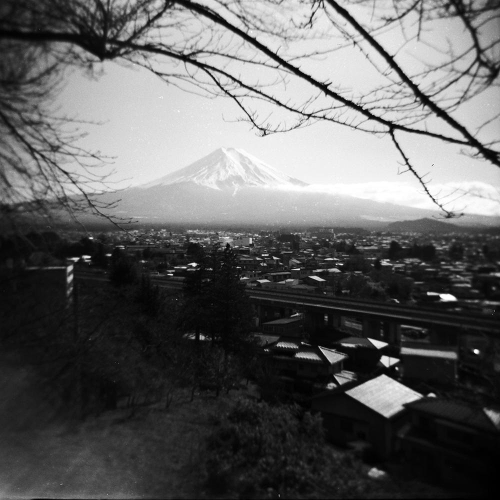 Japan, Holga 120