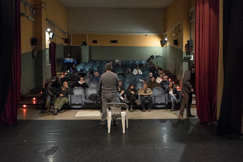 Clozapina mon amour*, Enrico è l'ideatore, nonché regista, del Gruppo Teatrale Fra(m)menti di Luna Verde, una associazione culturale artistica che si occupa, in collaborazione con il servizio di igiene