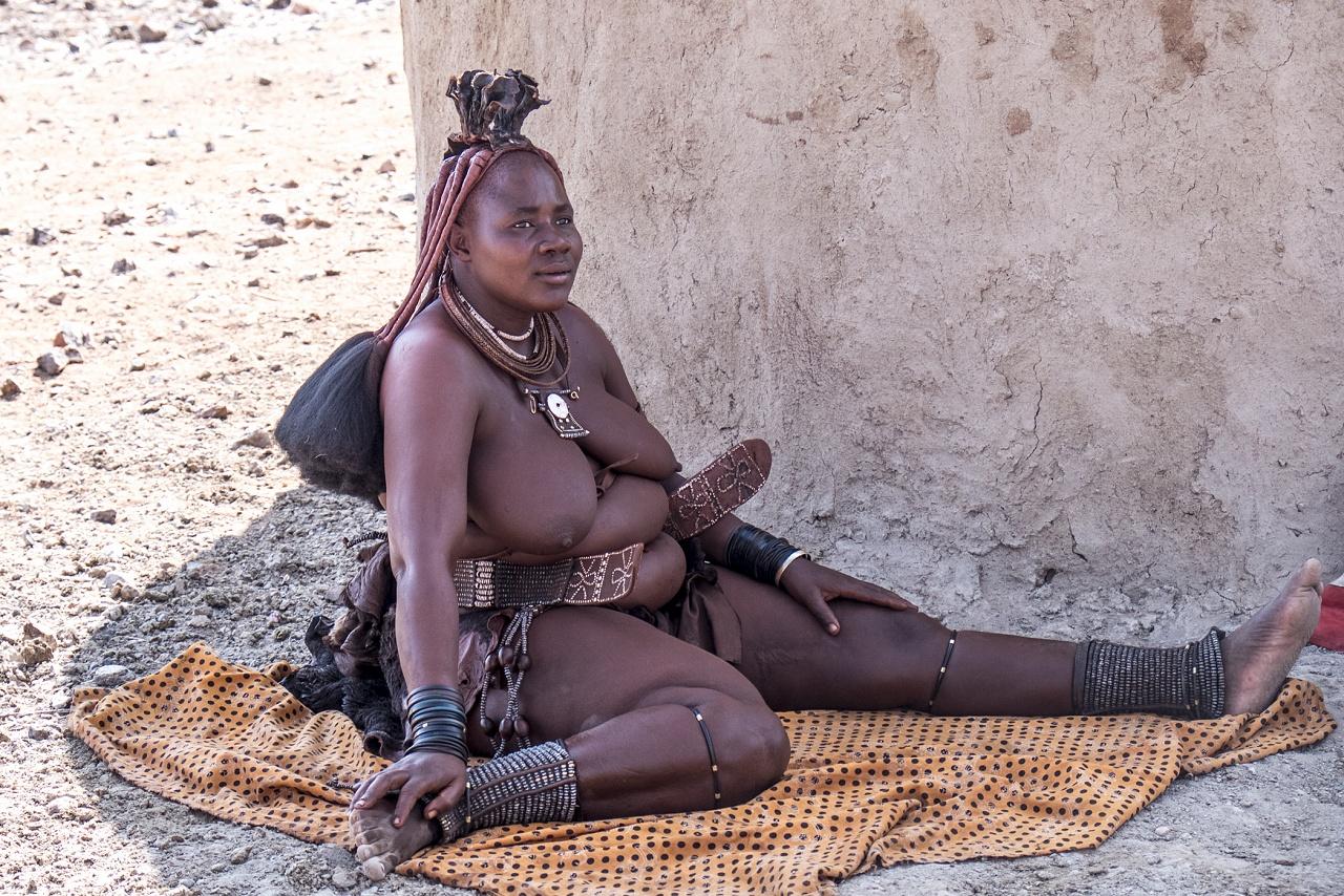 namibia tribù degli Himba