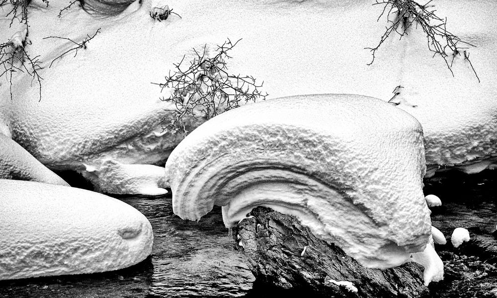 magie della neve