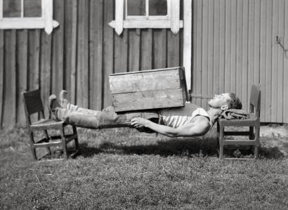 Maximilian Stejskal: Folklig Idrott, 1929 - 1937