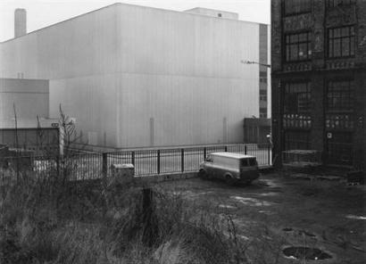 Michael Schmidt: Stadtbilder4, Berlin, 1976-80