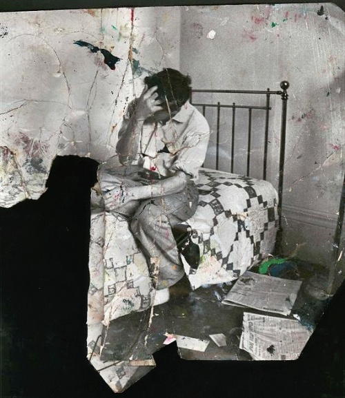 John Deakin: Lucian Freud, 1964