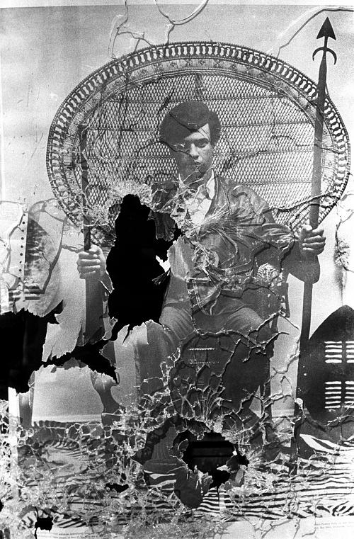 Stephen Sahmes - The Window, 1970