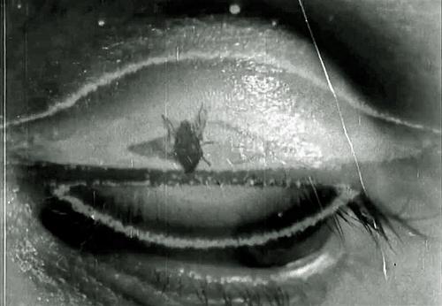 Paolo Gioli: Quando l'occhio trema (frame), 1989