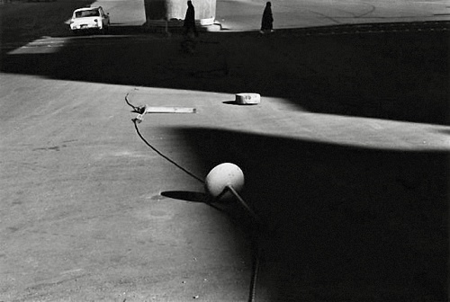 Yutaka Takanashi: Miyamisuzaka, Shibuya-ku, 1965