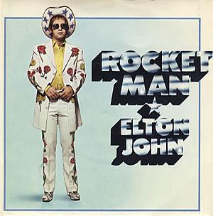 Elton John, Rocket Man (1972) - Your text to link here...