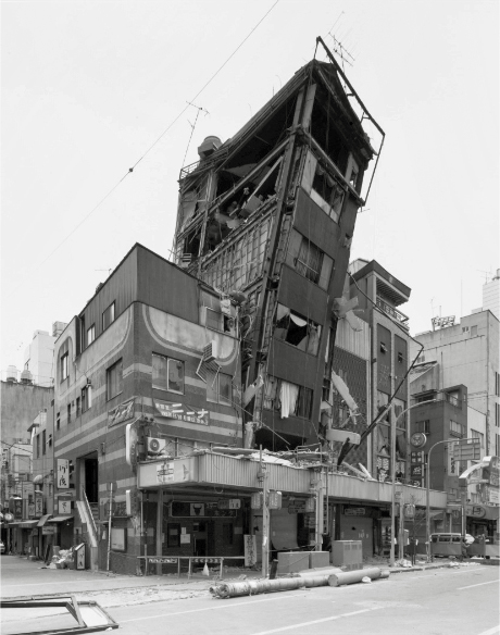 Ryuji Miyamoto: Kobe 1995, After the Earthquake