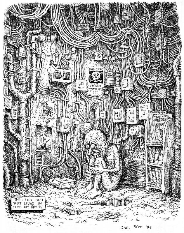 Robert Crumb_cover (1986)