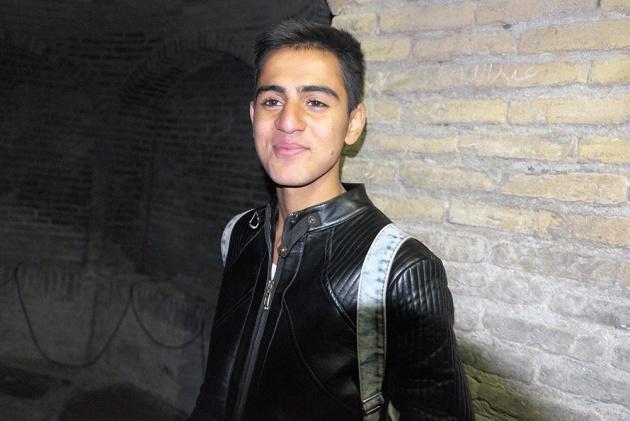 Esfahan -  Mentre visitavo una cisterna