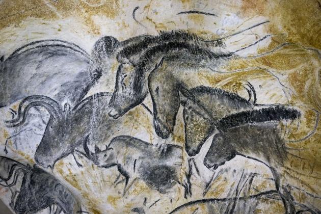 Werner Herzog - Cave of Forgotten Dreams (2010) filmed in Chauvet Cave (France)