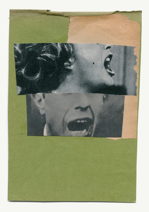 Katrien de Blauwer - Conflict Series - Do you think I'd crumble / Did you think I'd lay down and die? / Oh no, not I, I will survive