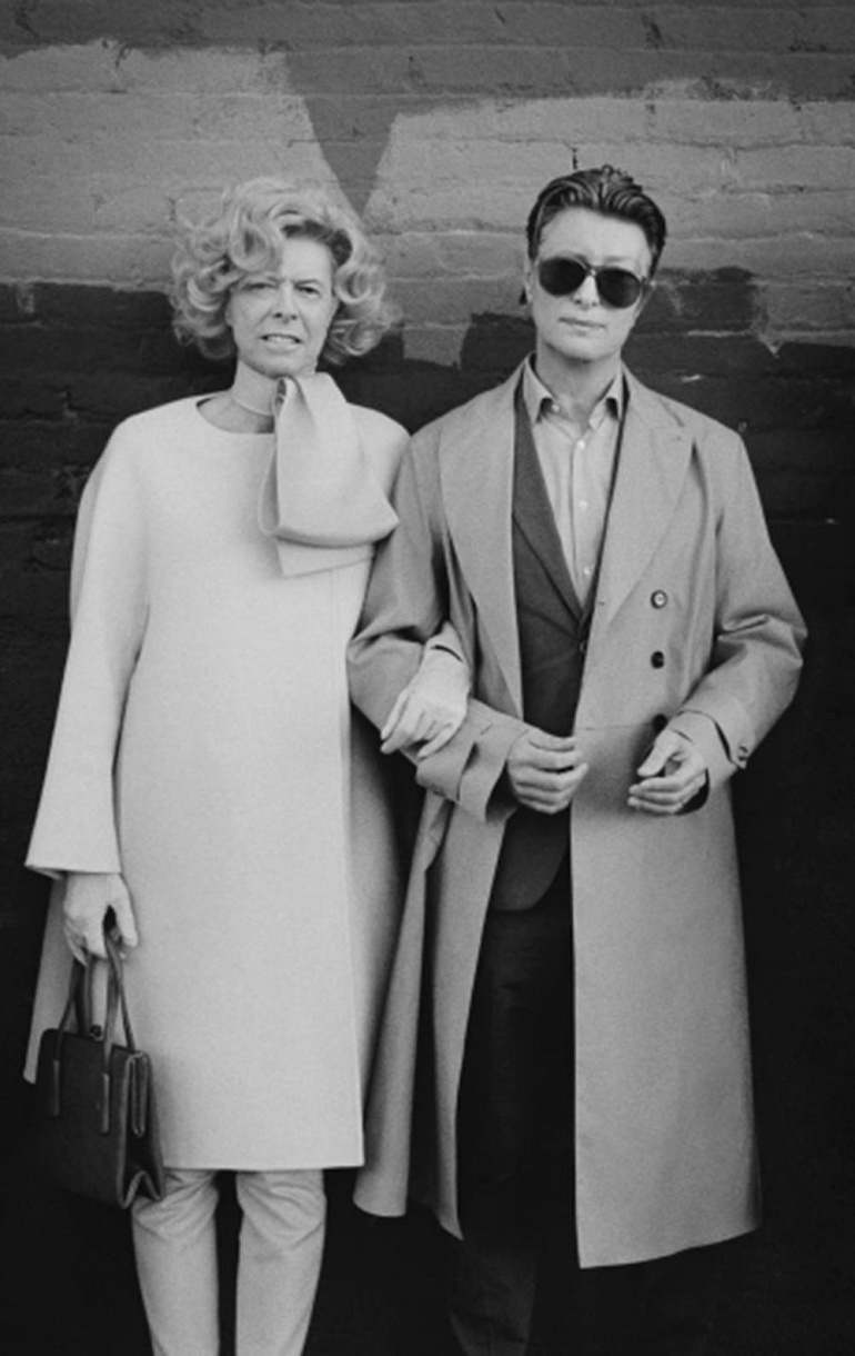David Bowie and Tilda Swinton - The Stars (Are Out Tonight) (2013)